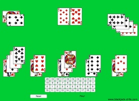 free blackjack practice